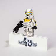 Lego Phase 2 JUNGLE TROOPER Clone Minifigure CAC Full Body Printing