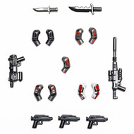 Printed Arms & Weapons Pack - The Bad Batch