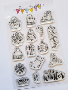 Winter Icons - NEW! SALE!