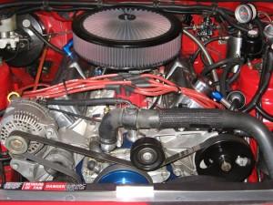 Original Ford V8 Power Steering Pump Conversion