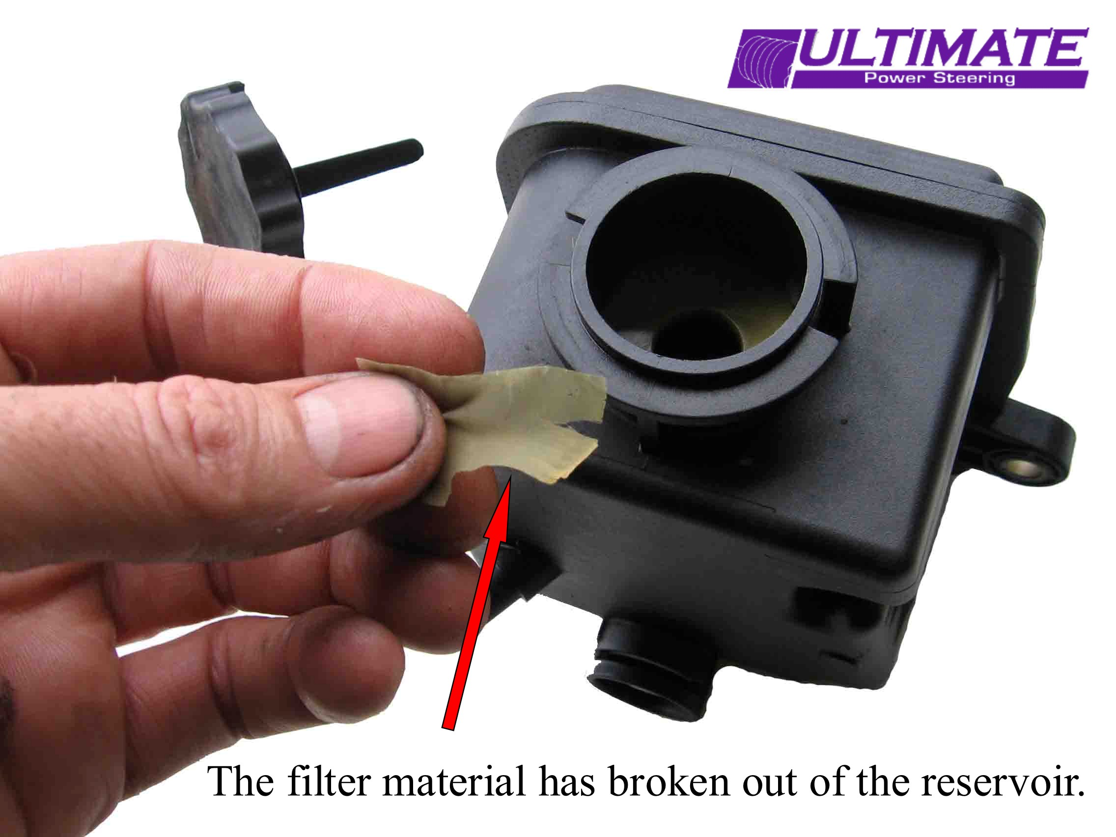 mercedes-ml-320-power-steering-pump-reservoir-damaged-filter.jpg