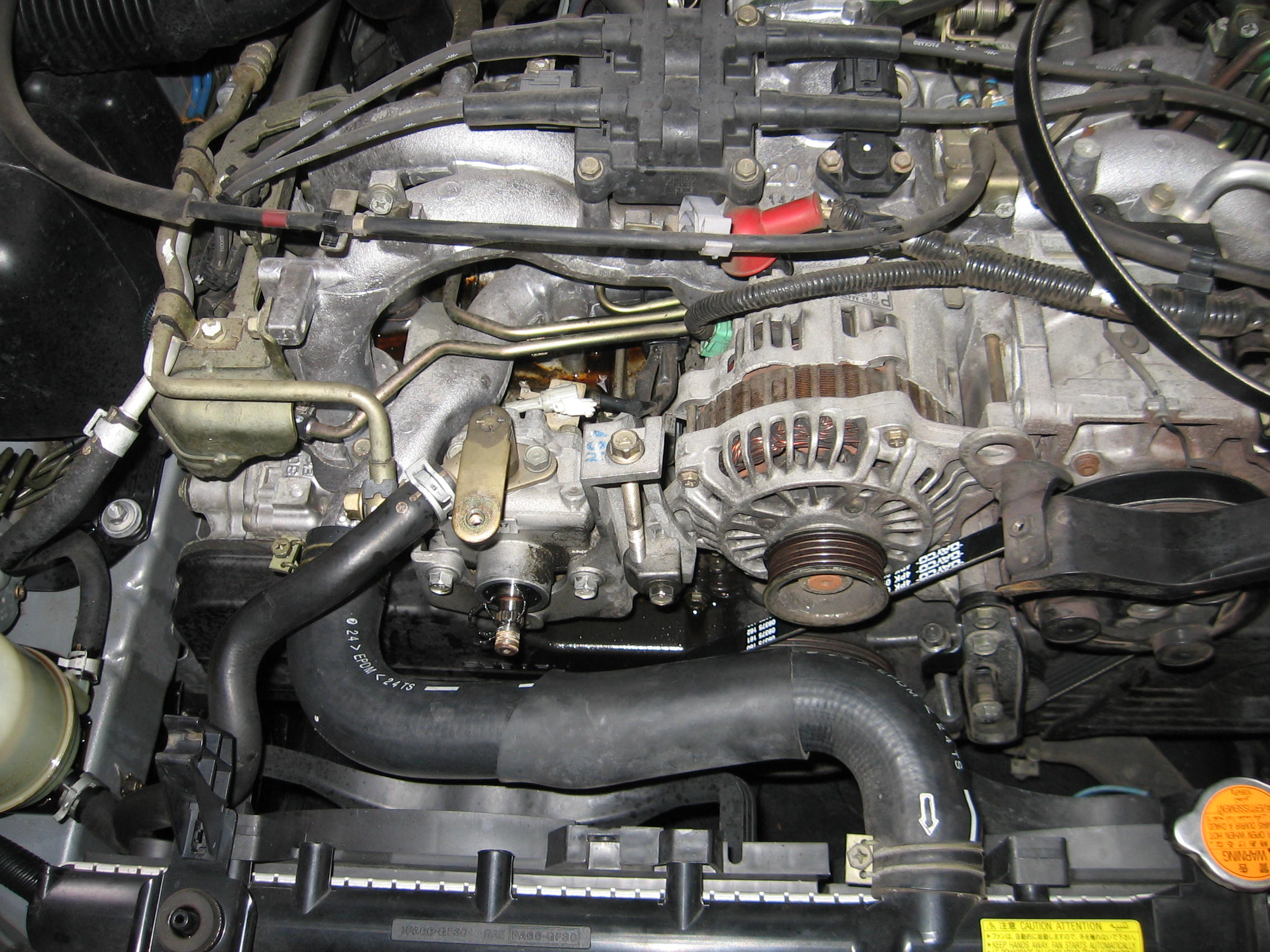 subaru-impreza-engine-bay-with-power-steering-pump-belt-missing-ultimate-power-steering..jpg