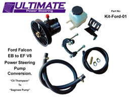 Ford Falcon Eb To El Thompson Cii V8 Pump Conversion To