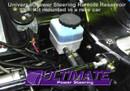 Universal Power Steering Remote Reservoir Kit.