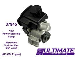 Mercedes Sprinter Van (5/00 – 6/06) – New Steering Pump