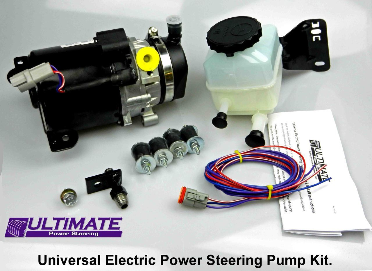 Power Steering 2 If Equipped With Hydraulic Power Steering