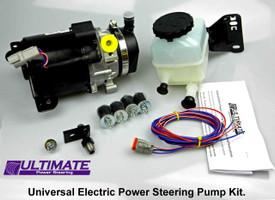 Electric Power Steering Pump Kit Ultimate Power Steering