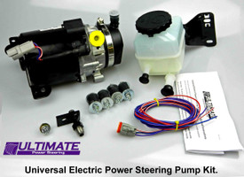 New Electric Power Steering Pump Kit.
