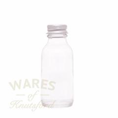 30ml Clear Glass Winchester Bottle (Packs of 6/12/24/36/100/200/300)