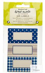 Jam Jar Preserving Labels