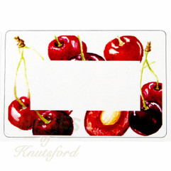 Cherries Labels - Perfect for Cherry Jam and Pies!