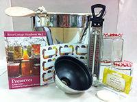 Jam Making Kit Deluxe Preserving Equipment