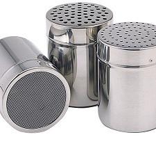 Shaker Medium Holes