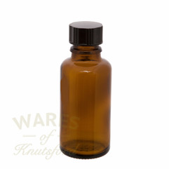 50ml Amber Glass Bottle (packs of 12/18/36)