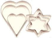 Heart & Star Cutters