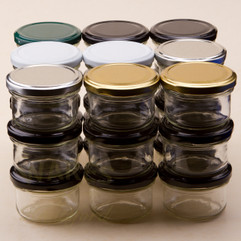 120ml Verrine Jars - bargain pack (192 includings lids)