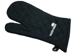 Deluxe Black Single Oven Glove