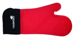 Silicone Oven Glove- Cotton Sleeve