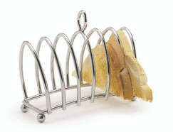 Six Slice Toast Rack