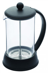 Eight Cup Plastic Cafetiere With Polycarbonate Jug