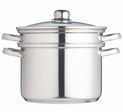 Clearview Stainless Steel 7.5 Litres Multi Cooker