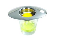 Stainless Steel Deluxe Egg Separator