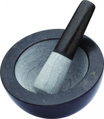 Quarry Marble Mortar and Pestle