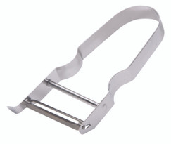 Stainless Steel Safety Vegetable Peeler
