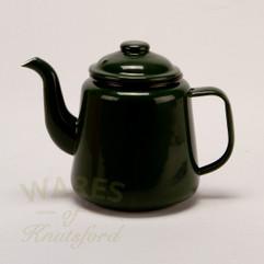 Falcon Enamel Teapot Green