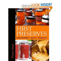 First Preserves Book