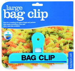 Large Plastic Bag Clip