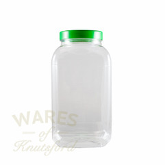 4430ml Slimline Plastic PET Jar