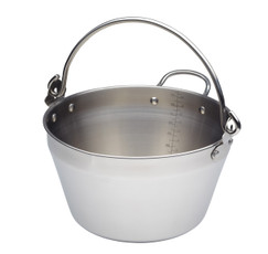 Home Made Stainless Steel Mini 4.5 Litre Maslin Pan Preserving Equipment