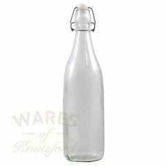 1 Litre Economy Swing Top Bottle (Sold in singles or packs of 6/12/18)