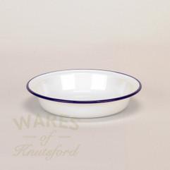 18cm Falcon Round Enamel Pie Dish