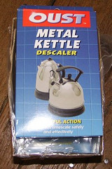 Metal Kettle Descaler