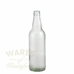 500 ml Jac Clear Glass Beer Bottle