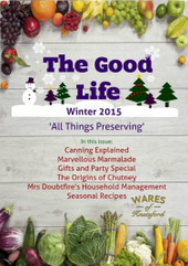 Free Copy of The Good Life Magazine Winter Edition
