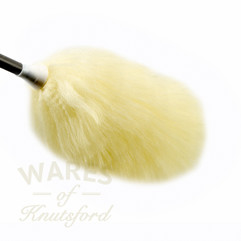 Traditional Sheepskin Dusters - extending