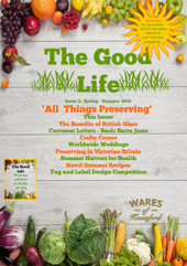 Free Copy of The Good Life Magazine Spring/Summer Edition