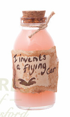 BFG Dreams and Bubbles Potion Bottle with Cork (120ml) (Packs of 6/12)