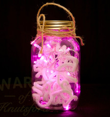 BFG Quogwinkles Jar for Dreams 1 litre Mason Jar (sold in packs of 6/12/18)