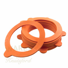 100mm Rubber Sealing Rings Pack of 10