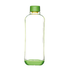 Plastic Drinks Bottle 1.1 Litre Stackable