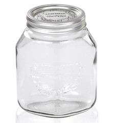 1000 ml. (1 Litre) Leifheit Preserving Jar