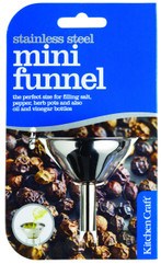 Stainless Steel Mini Funnel - 5.5cm