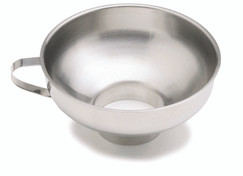 Preserving Equipment Jam Funnel - Stainless Steel