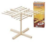 Imperia Italian Pasta Drying Stand.