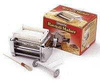 Imperia Italian Ravioli Maker attachment