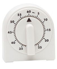 Wind Up Countdown Timer - 60 mins